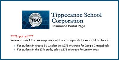 Tippecanoe School Corporation - IN