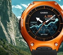 Casio Outdoor Smartwatch Wearable Technology