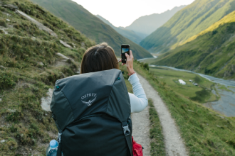 App to Find the Best Hiking Trails
