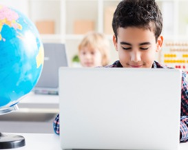 Chromebook and Apple Laptops in the Classroom