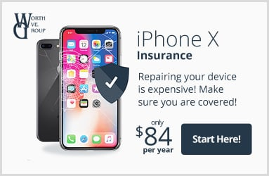 iPhone X Protection Theft