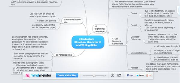 Mind Mapping Chromebooks and Apple in the Classroom
