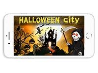 Halloween City App