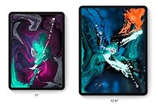 iPad Pro sizes