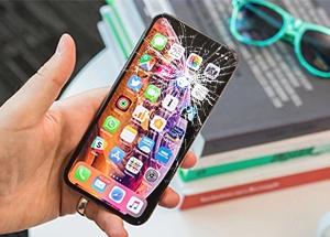 iPhone XS Damage