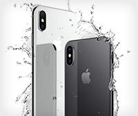 iPhone XS Liquid Resistance