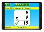 Math Cards App