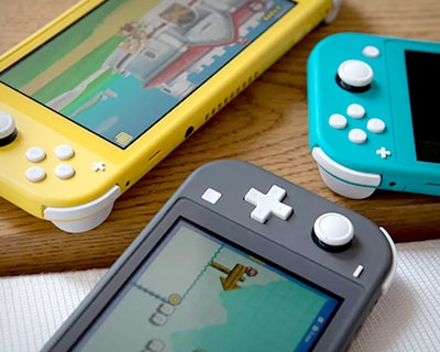 Nintendo Switch Lite Devices