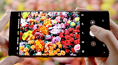 Galaxy Note 9 Camera