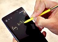 Galaxy Note 9 S Pen stylus