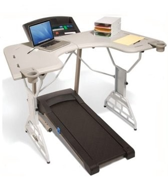 Worth Ave. Group: Treadmill Desk