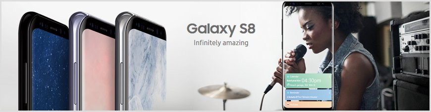 New Samsung Galaxy S8 Protection Plan Cracked Screen Insurance