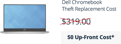 Dell Theft Replacement Cost