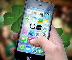 St Patrick's Day Green Beer iPhone Insurance